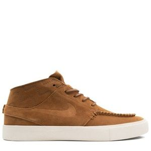 Nike NWOT Stefan Janoski Mid Crafted Sneakers 8